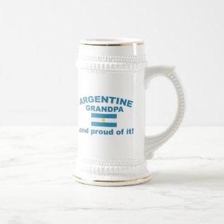 Proud Argentine Grandpa Coffee Mug