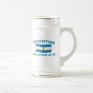 Proud Argentine Coffee Mug
