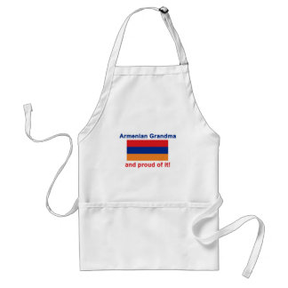Proud Armenian Grandma Standard Apron