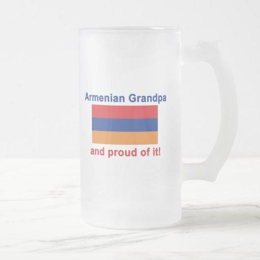 Proud Armenian Grandpa Mug