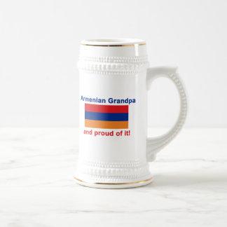 Proud Armenian Grandpa Mugs