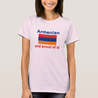 Proud Armenian T-Shirt