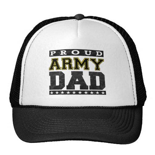 Proud Army Dad Trucker Hats