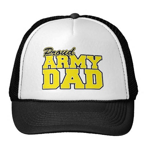 Proud Army Dad Hat