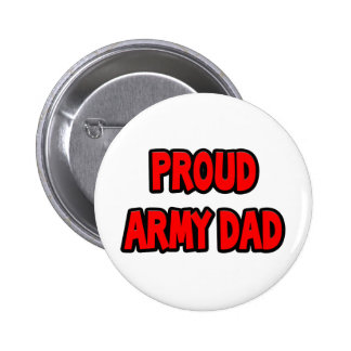 Proud Army Dad Pin