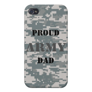 Proud Army Dad Speck Case iPhone 4 Cover