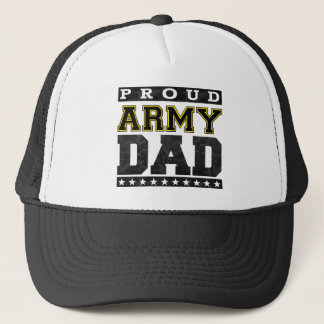 Proud Army Dad Trucker Hat