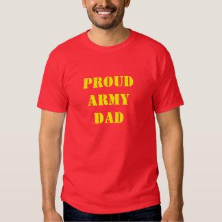 PROUD ARMY DAD TSHIRTS