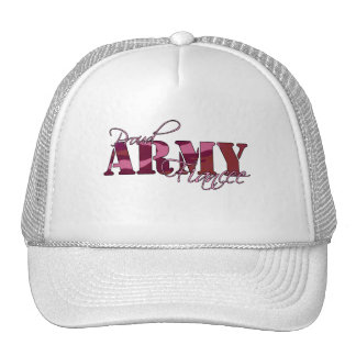Proud Army Fiancee Hat