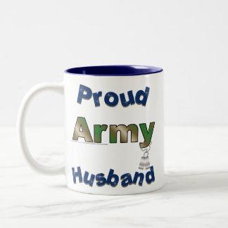 Proud Army Husband Mug