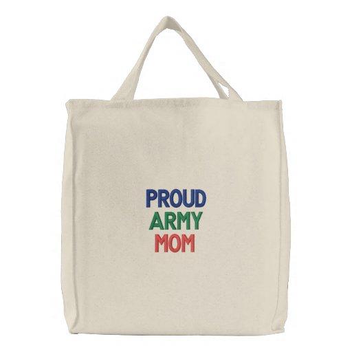 PROUD ARMY MOM Bag
