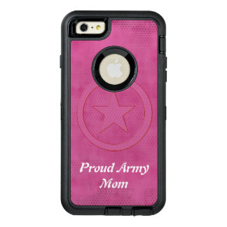 Proud army mom defender case