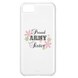 Proud Army Sister [fl c] iPhone 5C Case