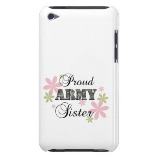 Proud Army Sister [fl c] iPod Case-Mate Cases