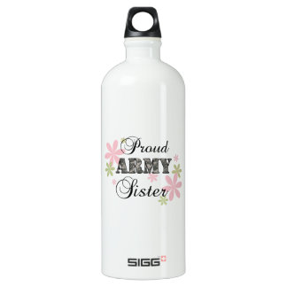 Proud Army Sister [fl c] SIGG Traveller 1.0L Water Bottle