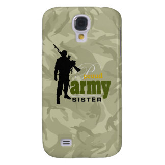Proud Army Sister Samsung Galaxy S4 Cases