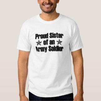 Proud Army Sister Shirt