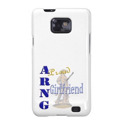 Proud ARNG Girlfriend IPod Touch Case