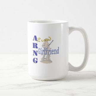 Proud ARNG Girlfriend Coffee Mug
