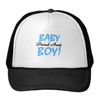 Proud Aunt Baby Boy Tshirts and Gifts Hat