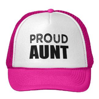 Proud Aunt women's hat