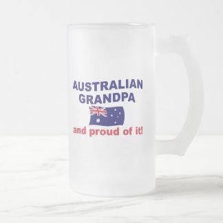 Proud Australian Grandpa Mug