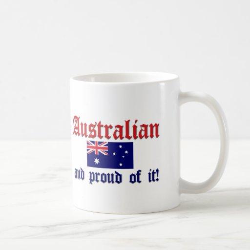 Proud Australian Mugs