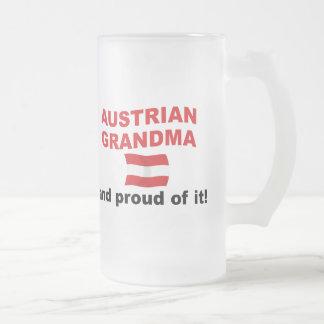 Proud Austrian Grandma Mug