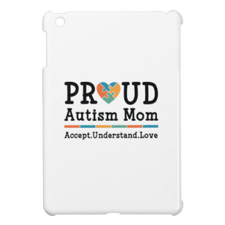 Proud Autism Mom Cover For The iPad Mini