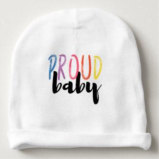 Proud Baby - Gay Pride LGBTQ Baby Beanie