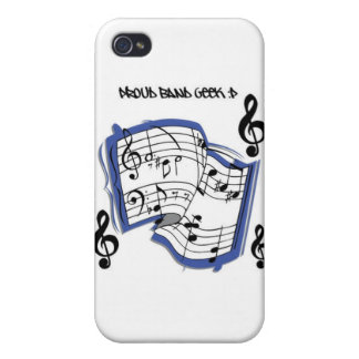 Proud Band Geek  iPhone 4 Covers