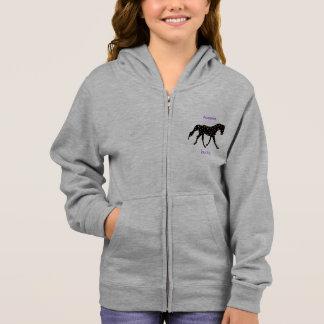 Proud Barn Rat Equestrian Hoodie