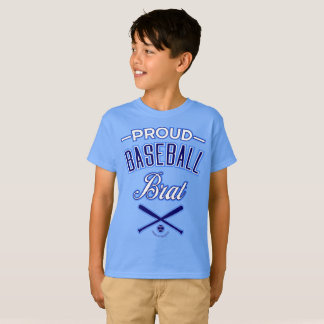Proud Baseball Brat T-Shirt