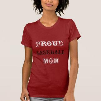 PROUD Baseball Mom Shirt
