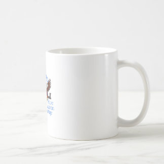 Proud Basic White Mug