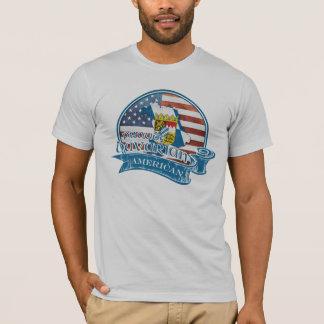 Proud Bavarian American T-Shirt