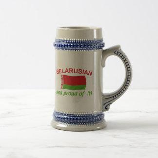 Proud Belarusian Beer Steins