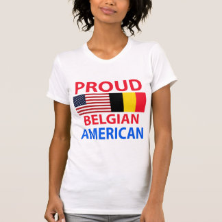 Proud Belgian American T-Shirt
