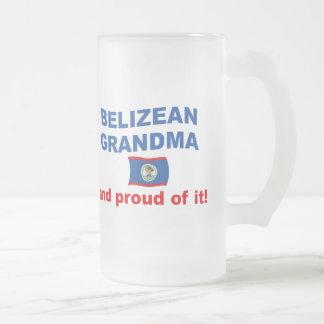 Proud Belizean Grandma Coffee Mugs