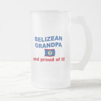 Proud Belizean Grandpa Mug