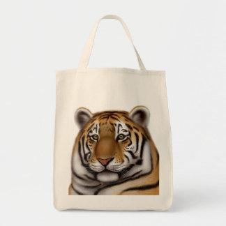 Proud Bengal Tiger Tote Bag