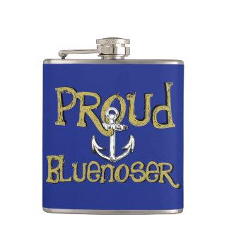 Proud Bluenoser Nova Scotia anchor drink flask