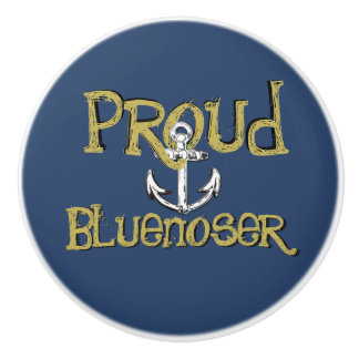 Proud bluenoser Nova Scotia drawer pull