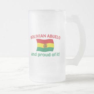 Proud Bolivian Abuelo Mug