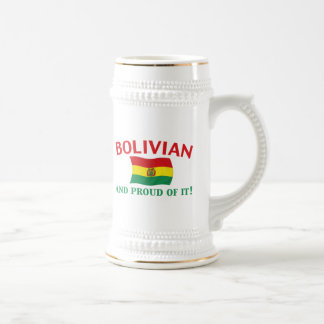 Proud Bolivian Coffee Mug