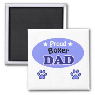 Proud Boxer dad