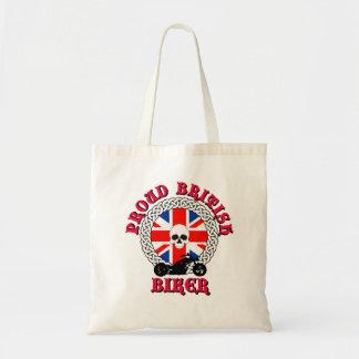 Proud British Biker Ladies Bag