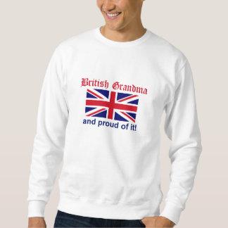 Proud British Grandma Sweatshirt