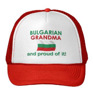 Proud Bulgarian Grandma Cap