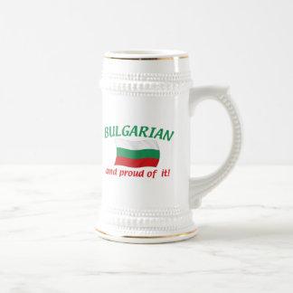 Proud Bulgarian Beer Steins